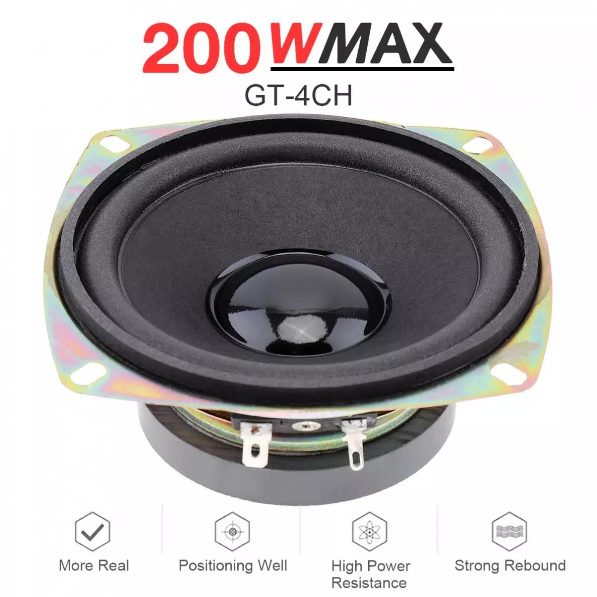 4 inch  Speaker