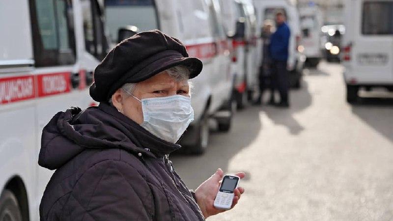 Четвертая волна коронавируса объявлена в Хабаровском крае