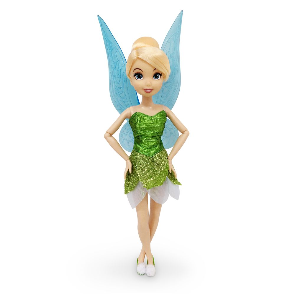 Tinker Bell Classic Doll – Peter Pan – 10''