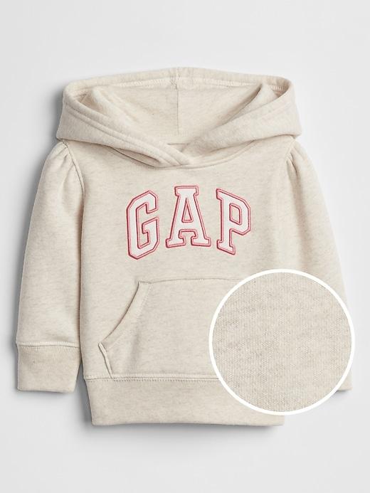 babyGap Gap Logo Hoodie