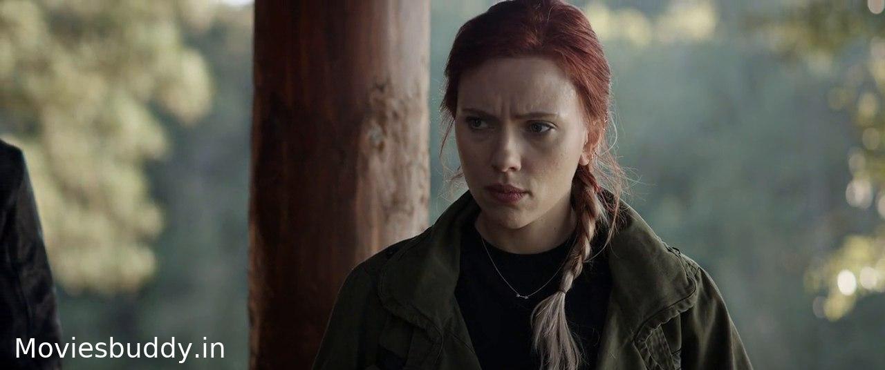 Movie Screenshot of Avengers: Endgame