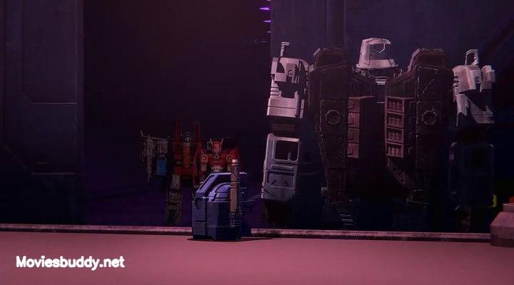 Screenshot of Transformers: War for Cybertron Trilogy