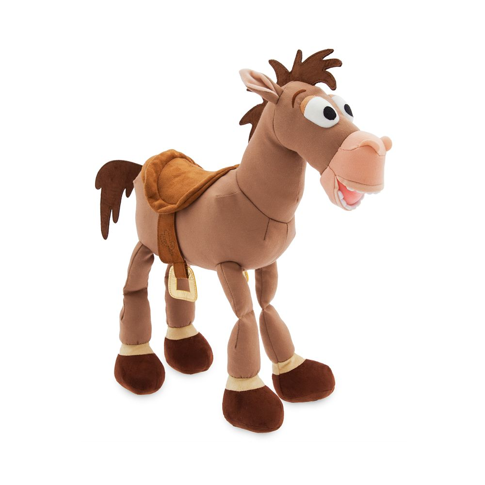 Bullseye Plush - Toy Story 4 - Medium - 17''