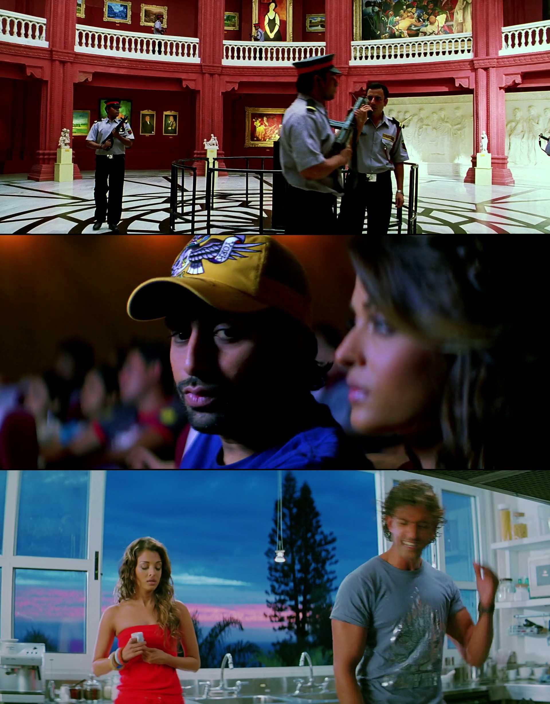 Screenshot of Dhoom 2 Movie