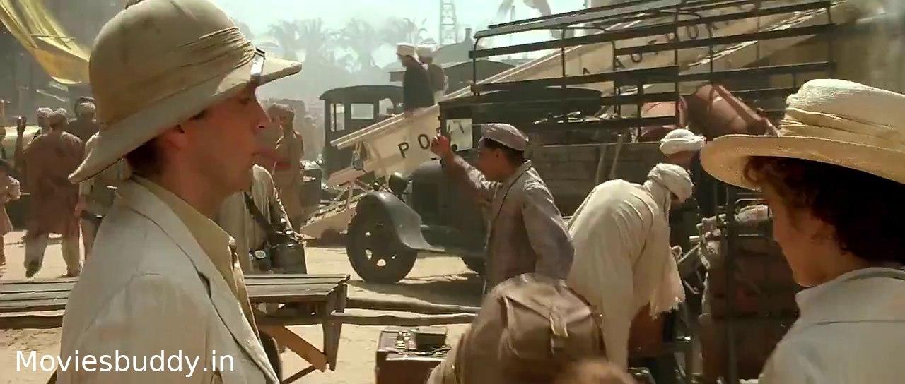 Movie Screenshot of The Mummy