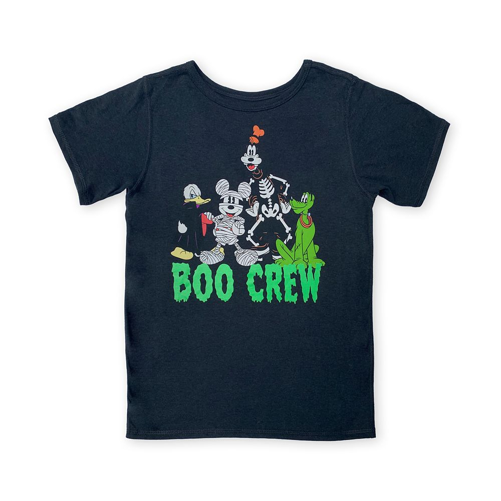 Mickey Mouse and Friends Halloween T-Shirt for Boys – Sensory Friendly
