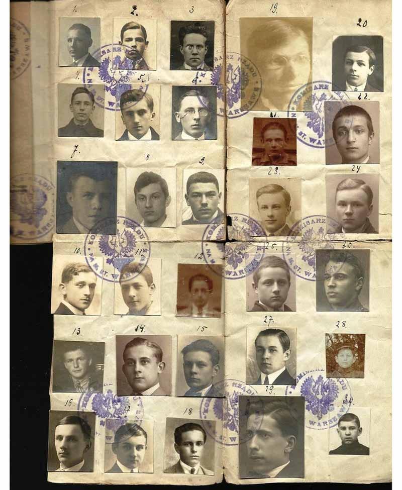 Груповий паспорт