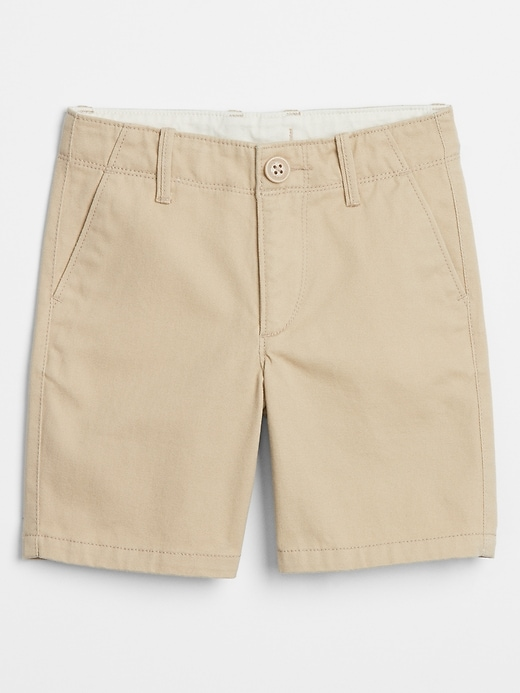Toddler Khaki Shorts