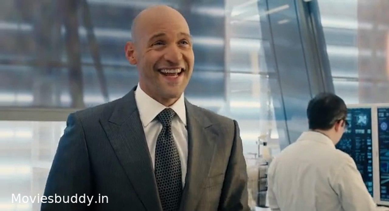 Screenshot of Ant-Man