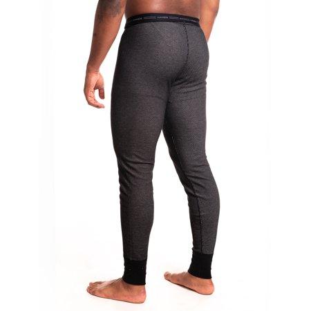 Hanes Men's Thermal Raschel Pant