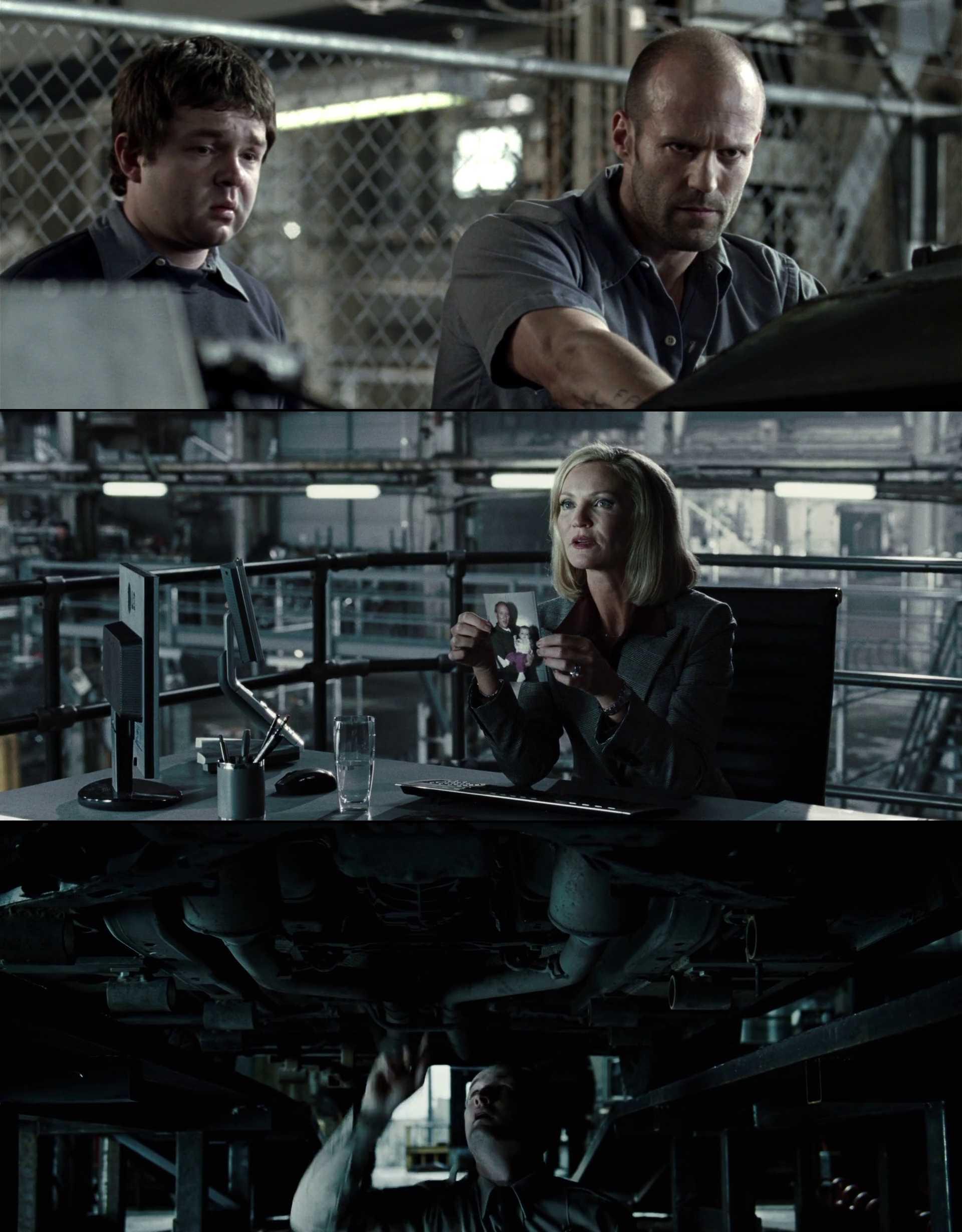 Screenshot of Death Race Movie