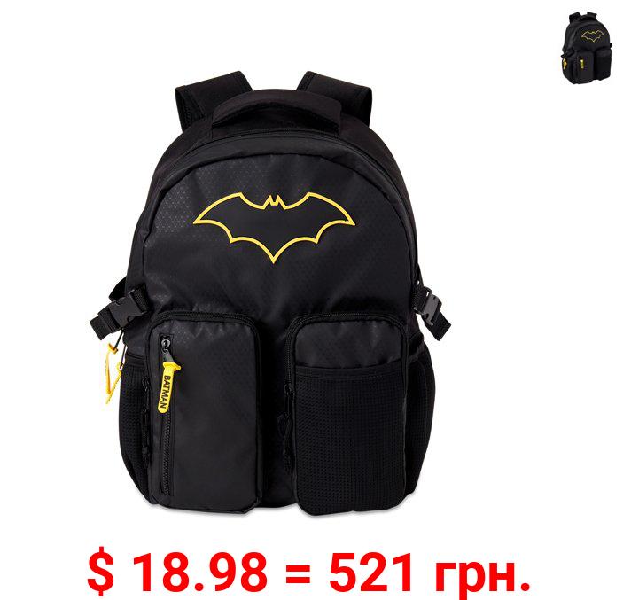Batman Kids' Elevated Backpack
