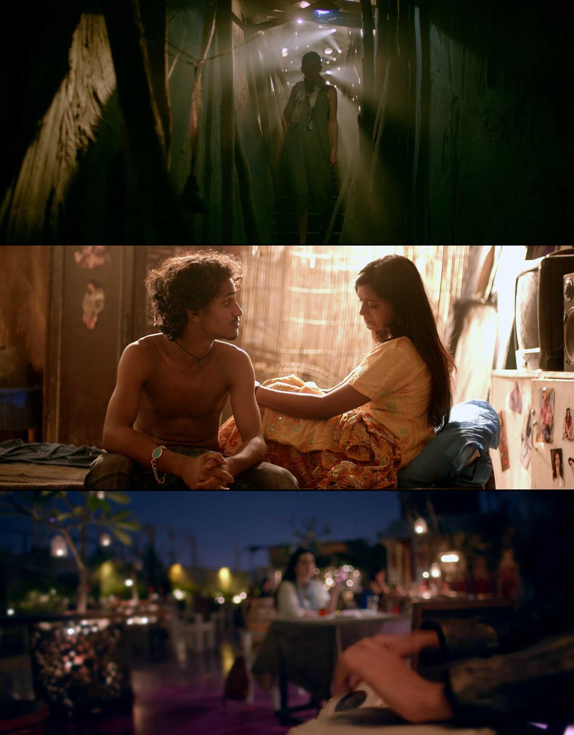 Screenshot of Paharganj Movie