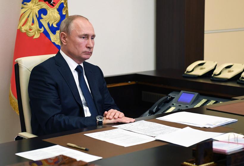 Путин продлил контрсанкции до конца 2022 года
