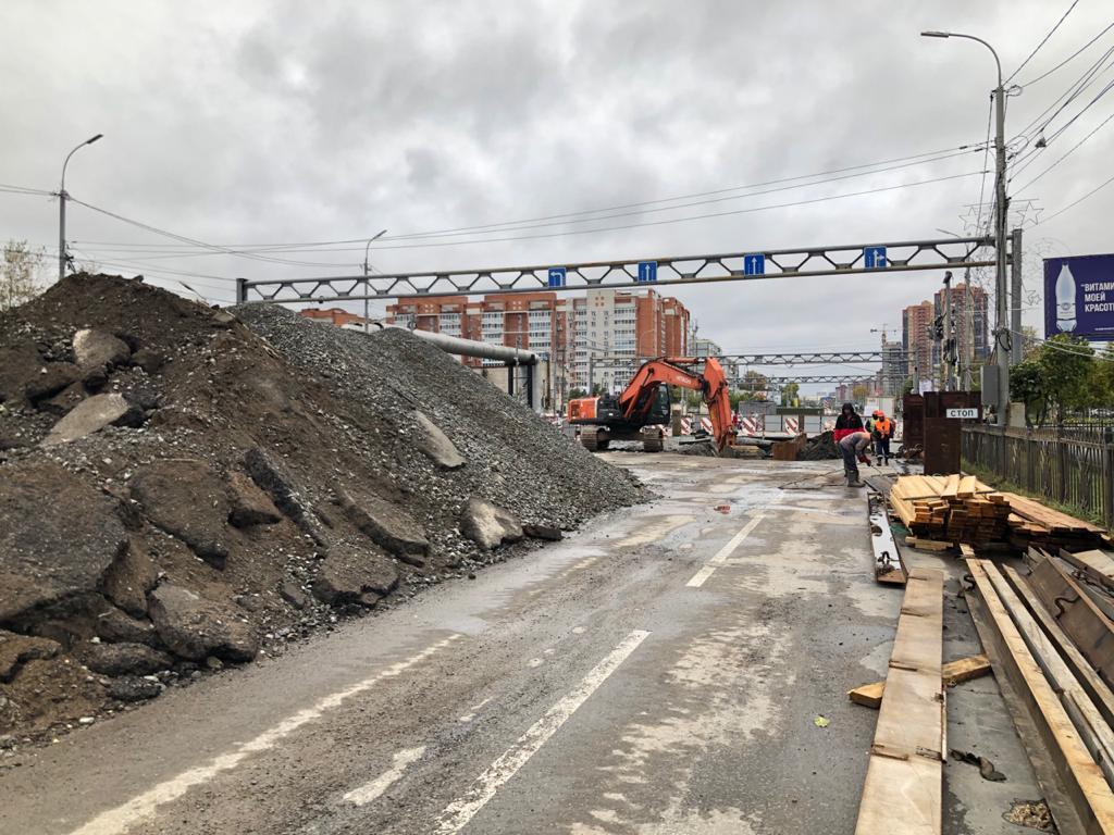 Павла Морозова отремонтируют ко Дню города в 2022 году