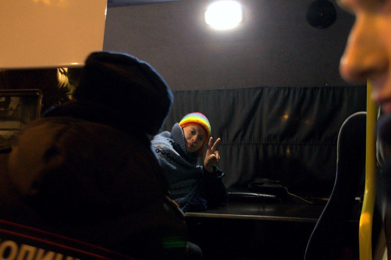 """Рубрика """"Жизнь оппозиции"""". Интервью №1: """"Защитник"""""""