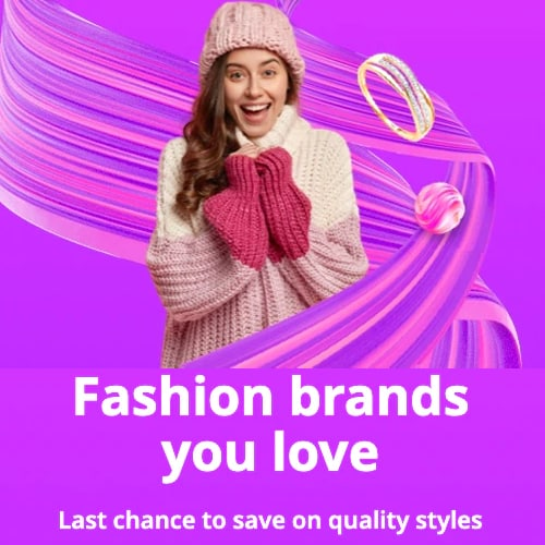 HOT DEALS:  Fashion brands you love