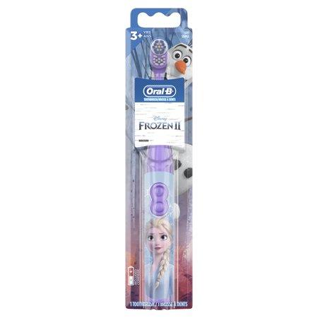 Oral-B Pro-Health Jr. Disney Frozen Kids Electric Toothbrush, Soft