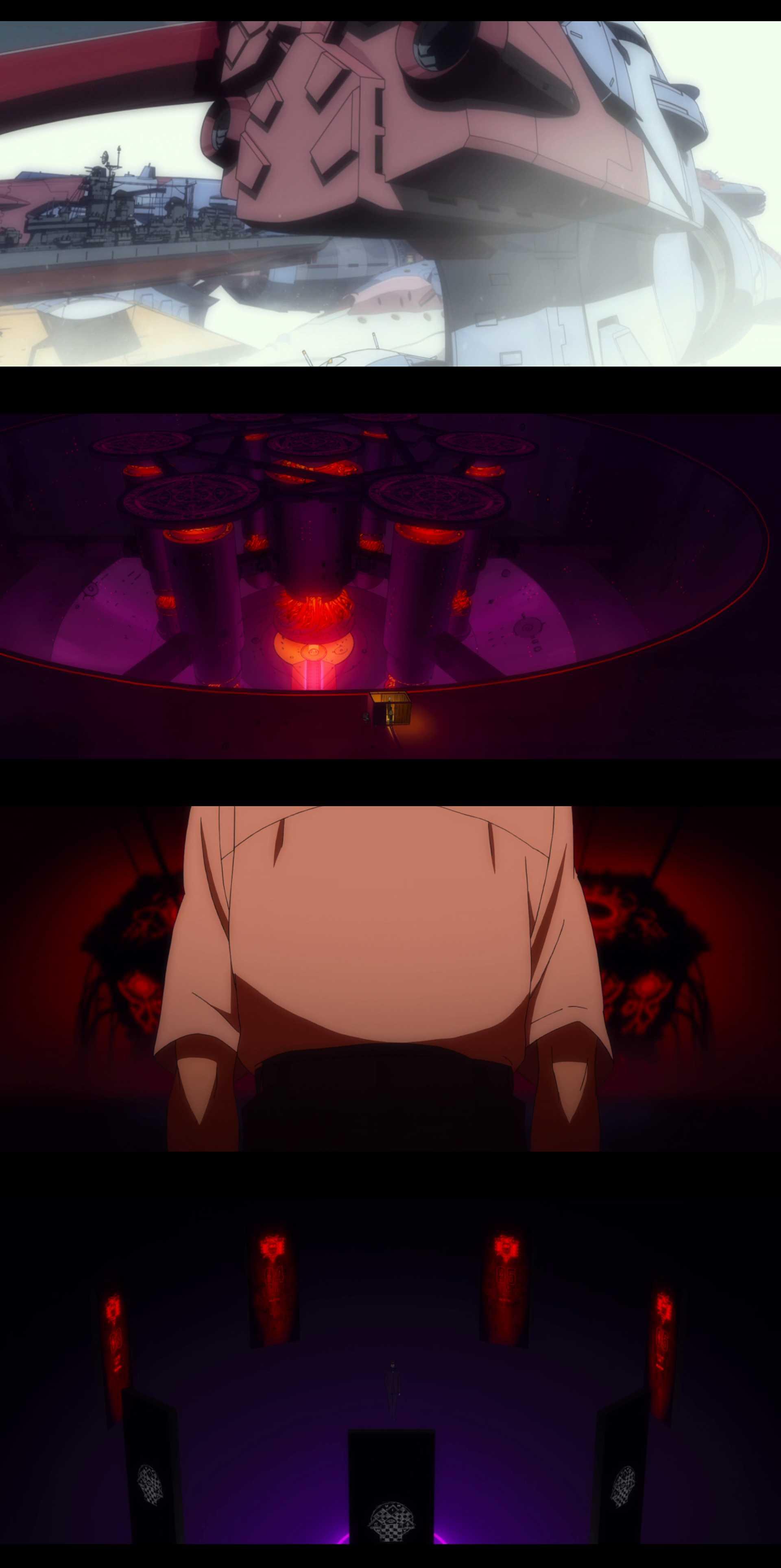 Screenshot of Evangelion Shin Gekijôban: Kyu Movie