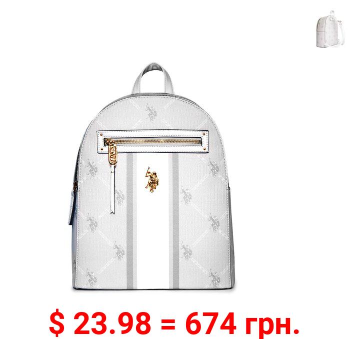 U.S. Polo Assn. Women's Signature Backpack