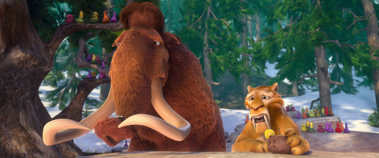 Video Screenshot of Ice Age: Collision Course