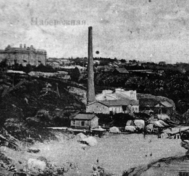 Первая электростанция Хабаровска