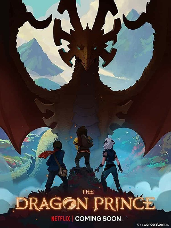 Free Download The Dragon Prince Full Movie