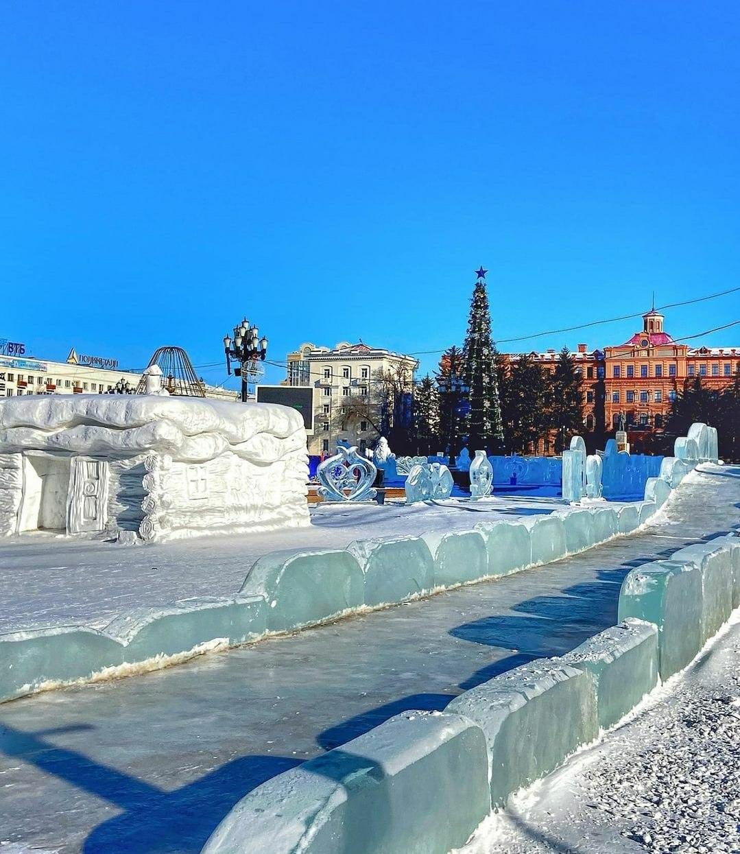 Культурные и спортивные мероприятия в Хабаровске на эти выходные