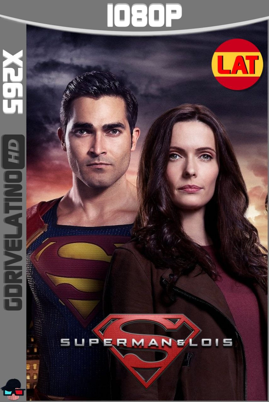 Superman y Lois (2021) Temporada 01 [12/15] WEB-DL 1080p x265 Latino-Ingles MKV