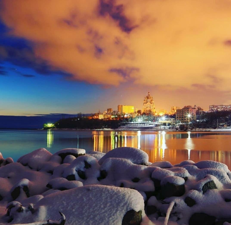 Гололед прогнозируют синоптики в Хабаровске