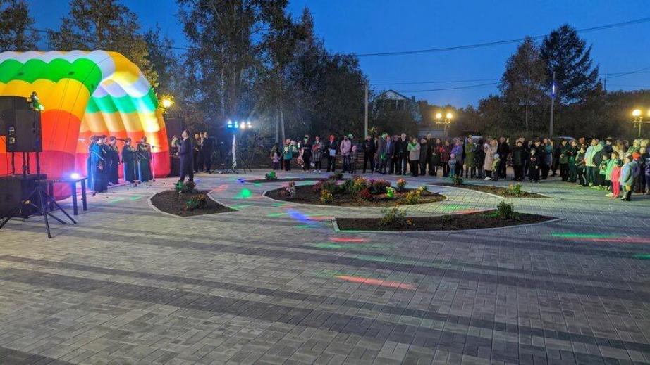 Хабаровский край благоустроили по нацпроекту «Жилье и городская среда»