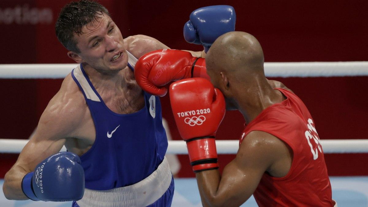 Боксёр Андрей Замковой из Хабаровска взял олимпийскую бронзу