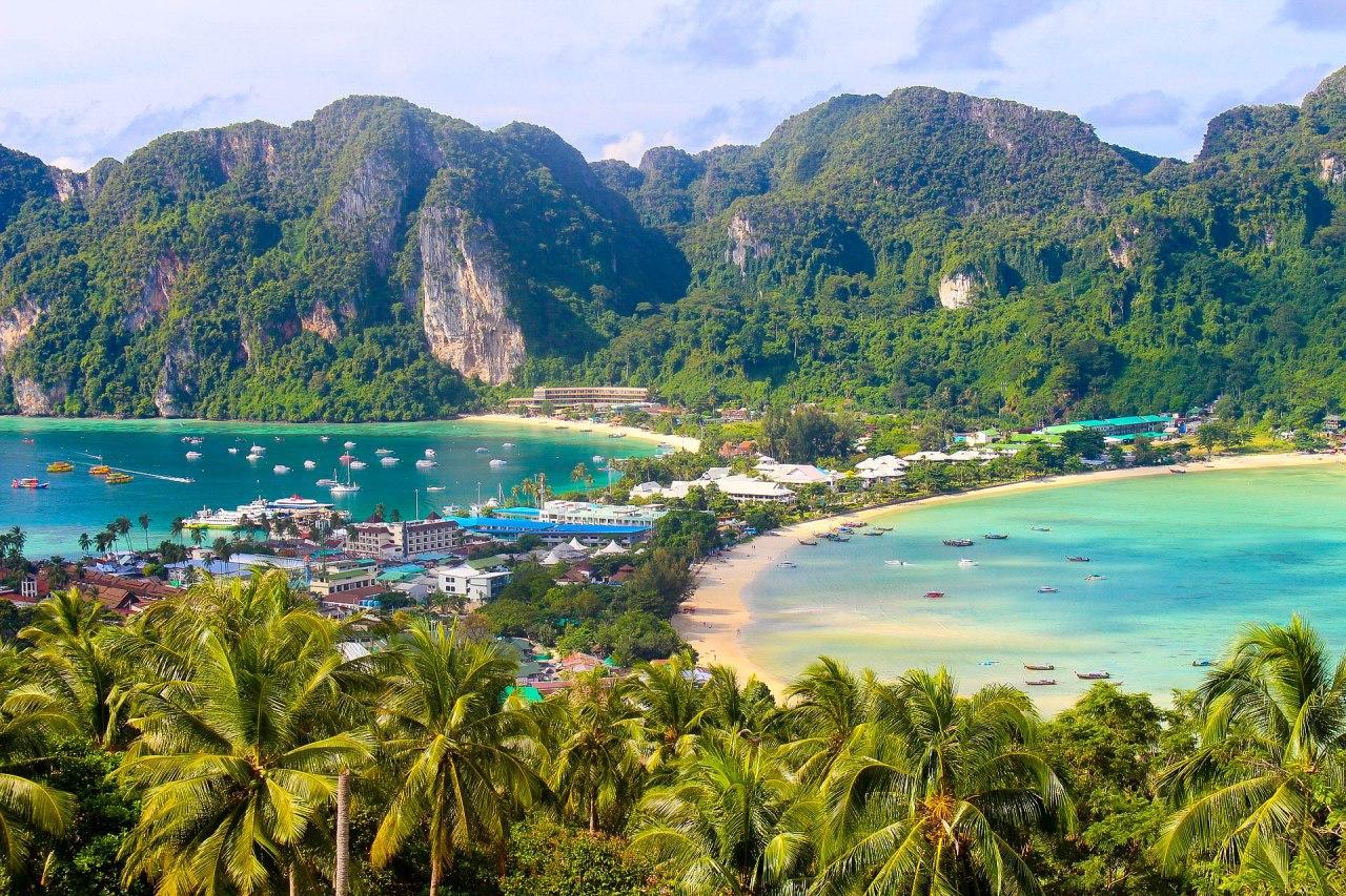 Открытие границ Таиланда планируется с 1 октября