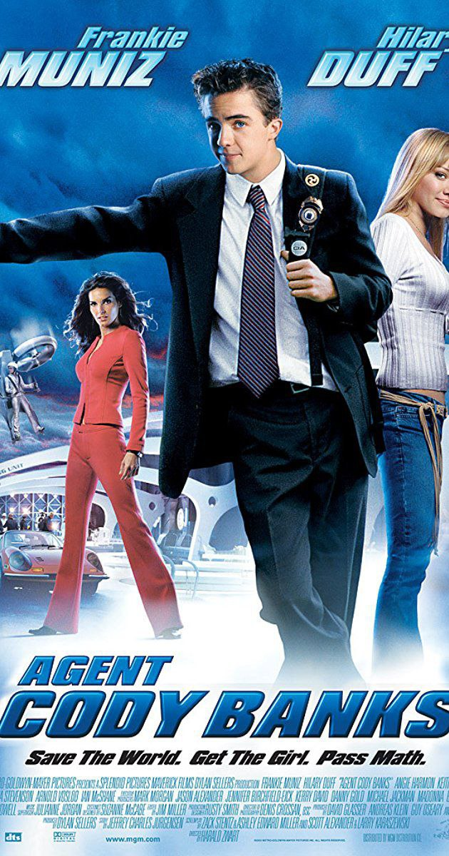 Free Download Agent Cody Banks Full Movie
