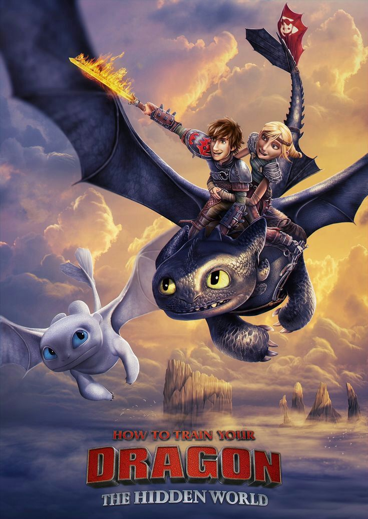 Free Download How to Train Your Dragon: The Hidden World Full Movie