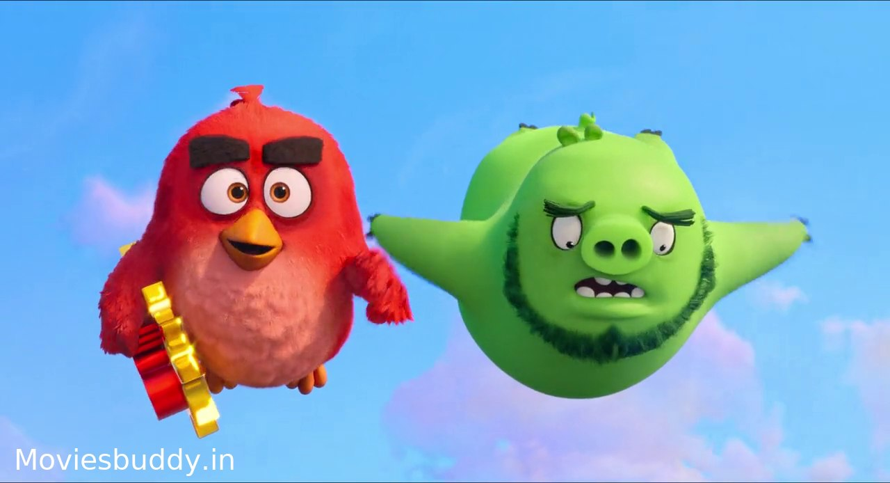 Movie Screenshot of The Angry Birds Movie 2