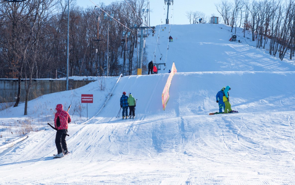 Лыжные базы Хабаровска