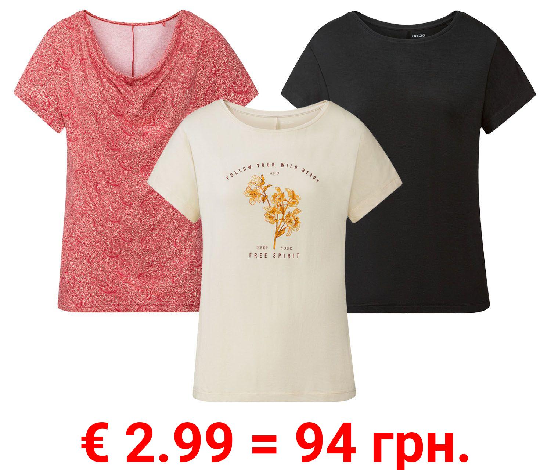 ESMARA® Damen T-Shirt