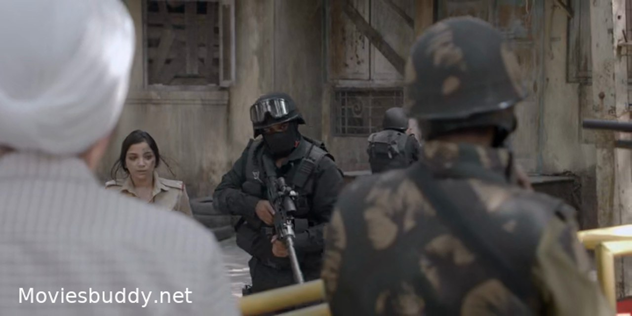Video Screenshot of Hostages