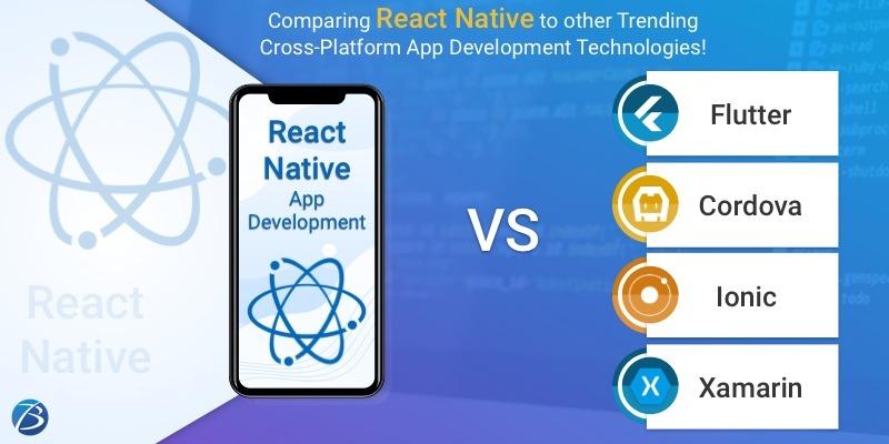 • react native