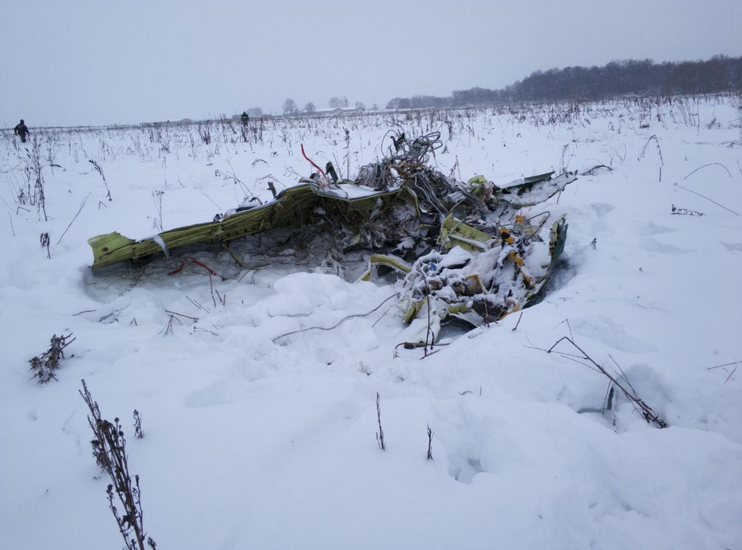 Опубликован список погибших при крушении Ан-148