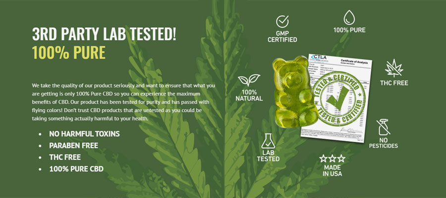 Pure Strength CBD Gummies Reviews ndash; How To Buy In USA amp; Canada? | homify