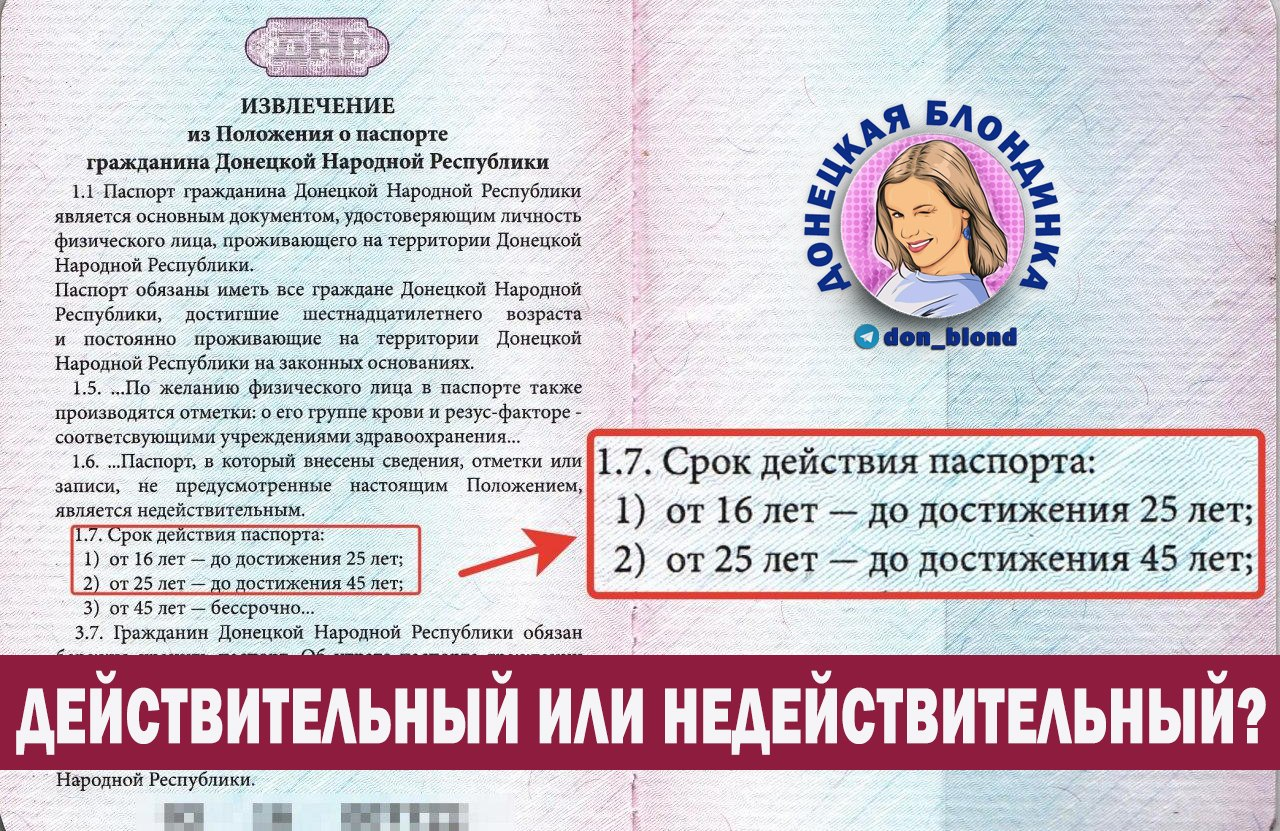 займ под залог паспорта днр