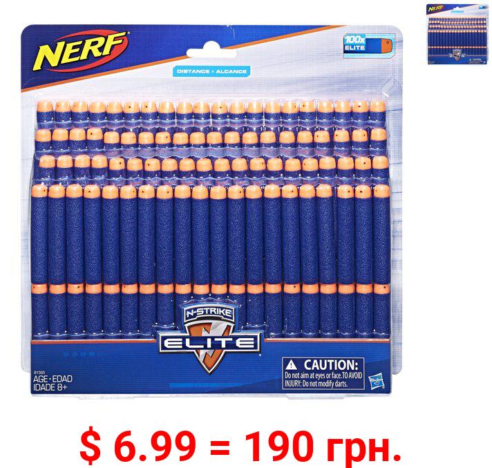 Nerf N-Strike Elite Dart Refill (100-Pack)