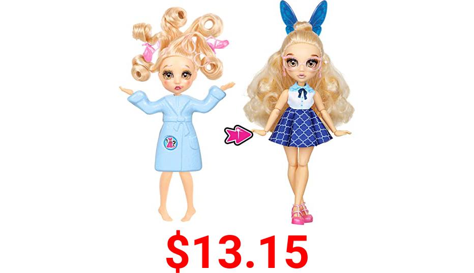 "Failfix - PreppiPosh Total Makeover Doll Pack   8.5"" inch Fashion Doll   Total Head-to-Toe Transformation"
