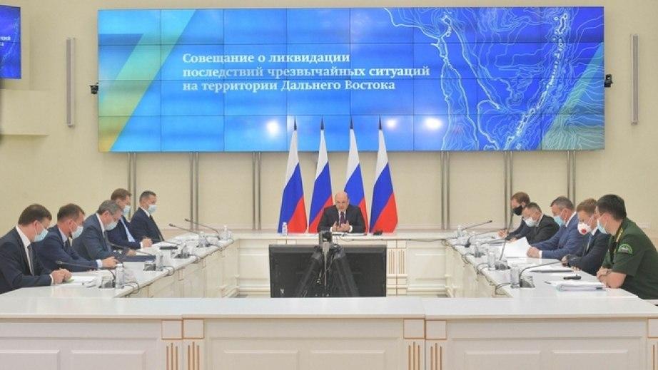 Трутнев возглавит комиссию по ликвидации последствий ЧС на Дальнем Востоке