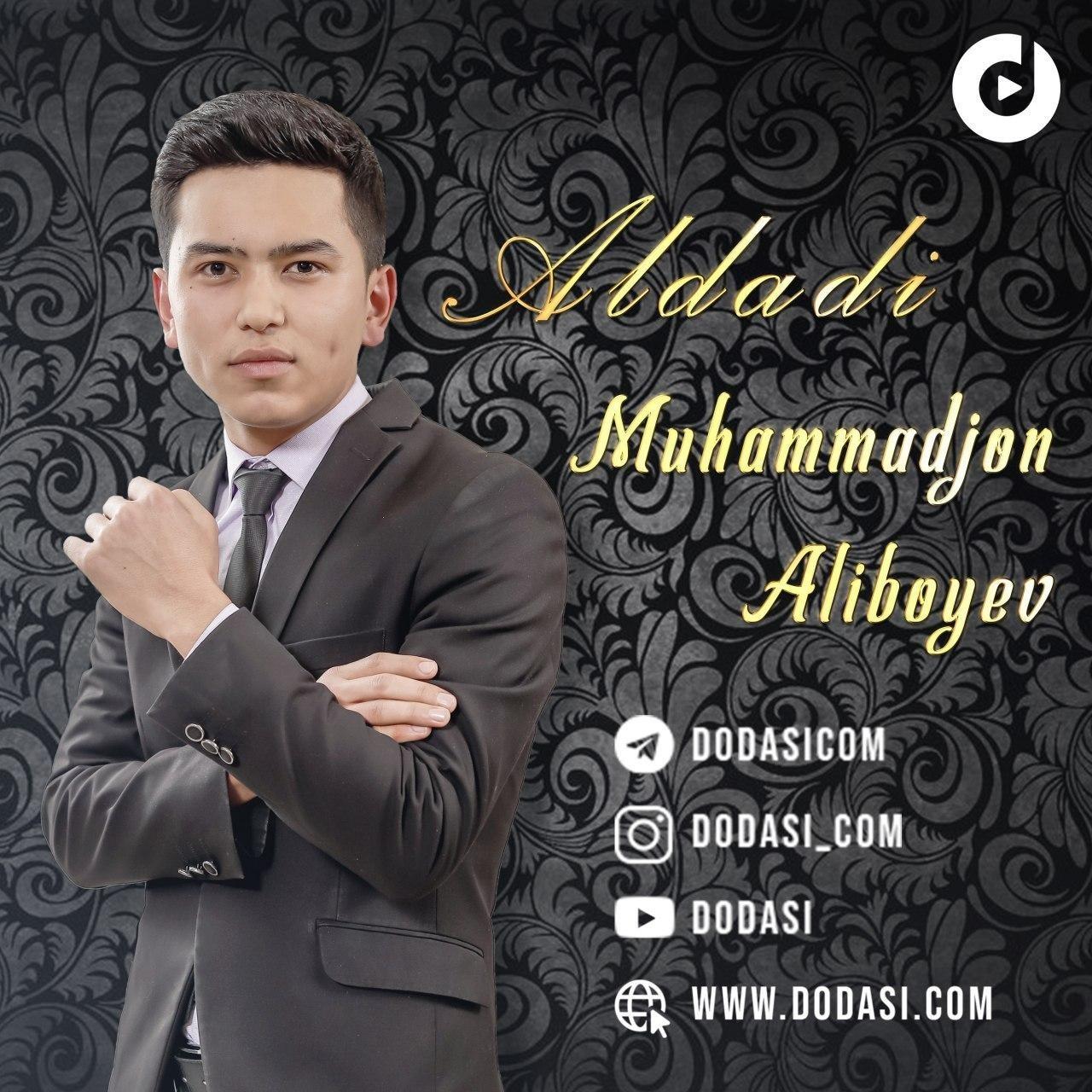 Muhammadjon Aliboyev - Aldadi