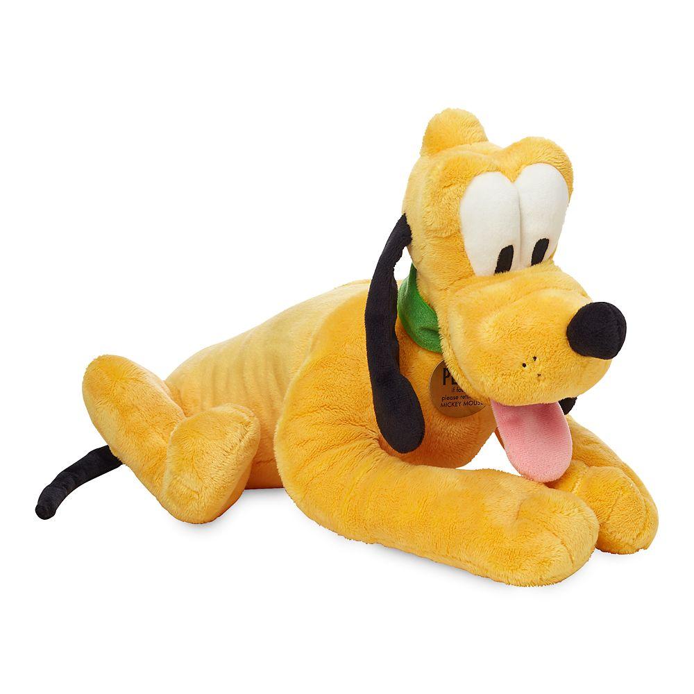 Pluto Plush - Medium - 16''