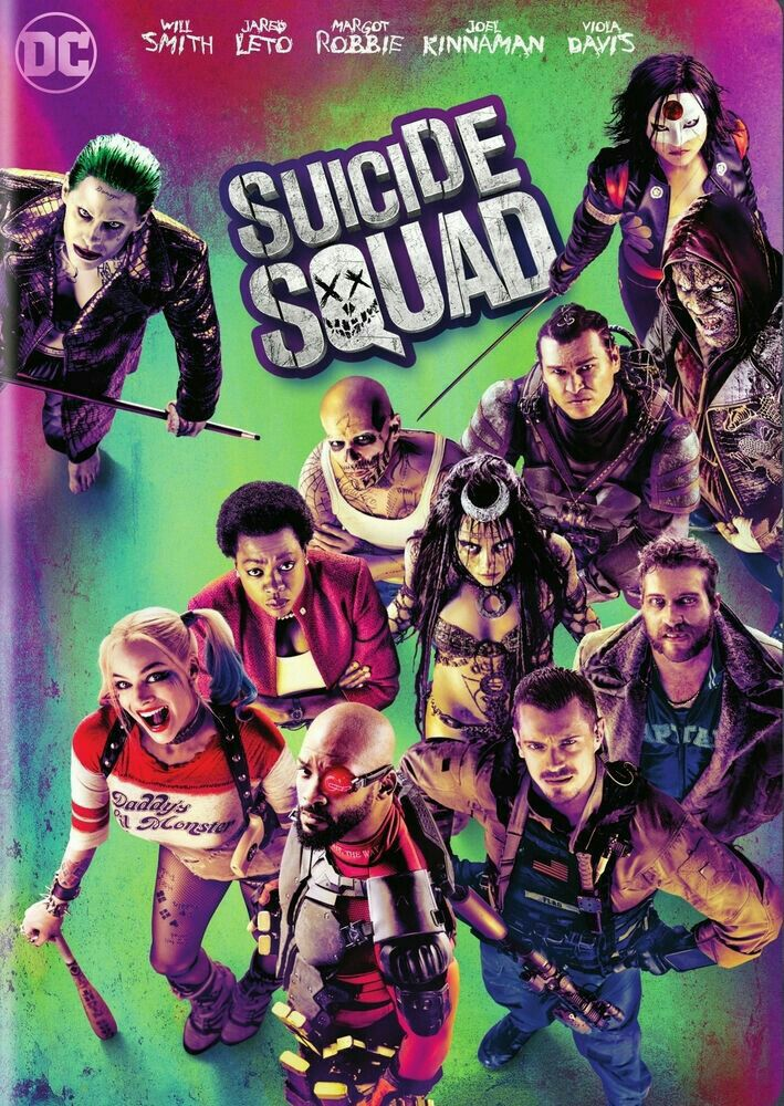 Free Download Suicide Squad Full Movie