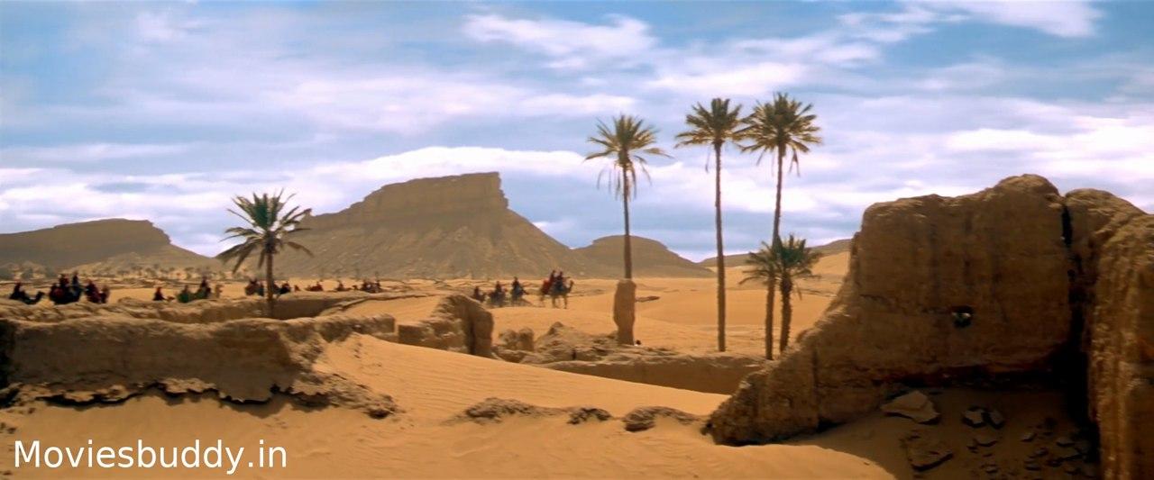 Movie Screenshot of The Mummy Returns